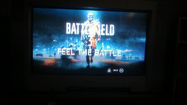 Battlefield 3 TV advert
